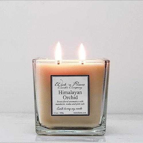 HIMALAYAN ORCHID: Sweet floral aromatics with mandarin, tonka and pink salt.