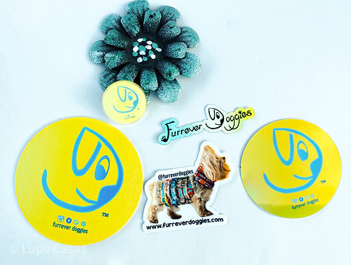 Brand Stickers n Coaster