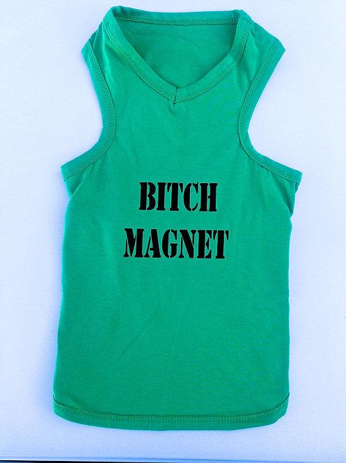 Bitch Magnet V-Neck Shirt