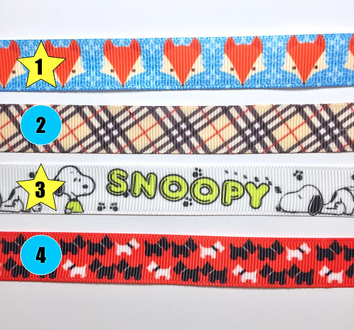 Foxes Snoopy Westie (MED)