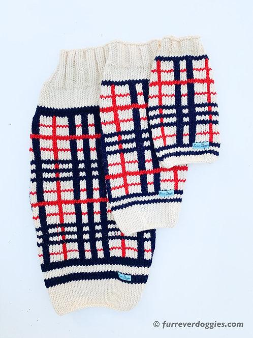 Furberry Handknit Sweater