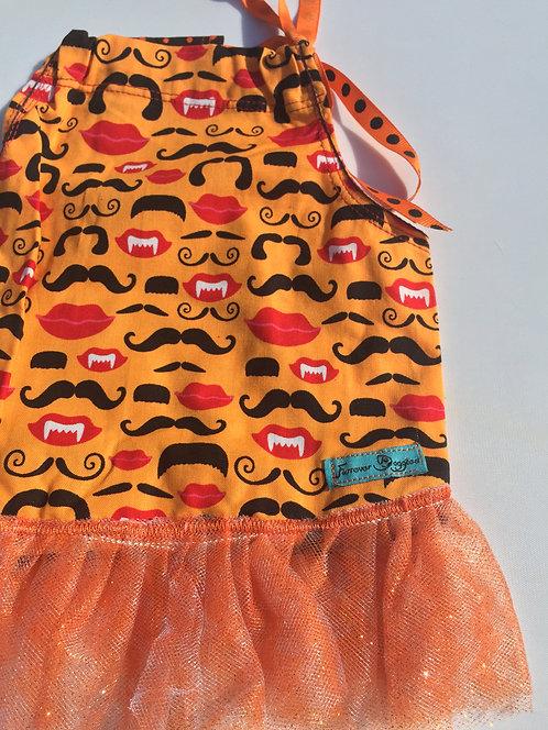 MustacheHalloween Dress