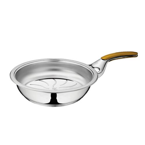Сковорода 2,0 л без крышки  Z-FP2420-S
