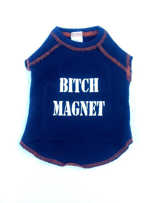 Bitch Magnet Tank Sweat Shirt