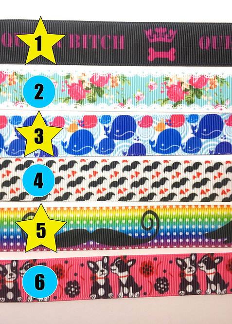 Whales Staches QueenB Martingale (LXL)