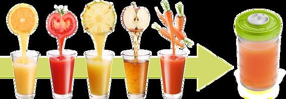 Цептер соковыжималка - 99% сока