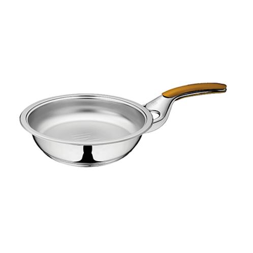 Сковорода 1,6 л без крышки  Z-FP2016-S