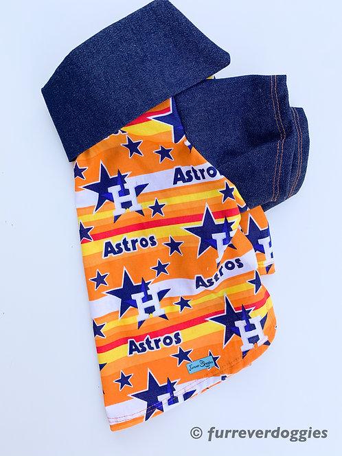 ASTROS Boy Shirts