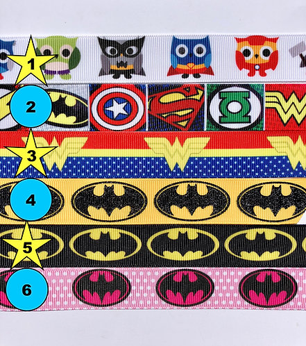 Super Heroes Harness (LXL)