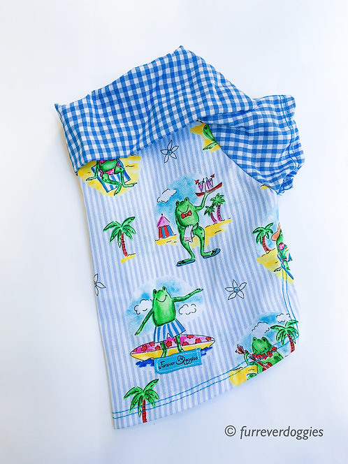 Froggy Beach Shirt