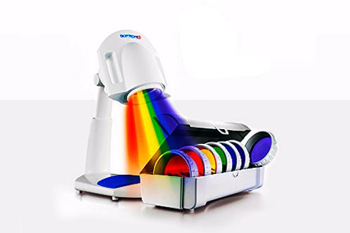 Комплект для цветотерапии
