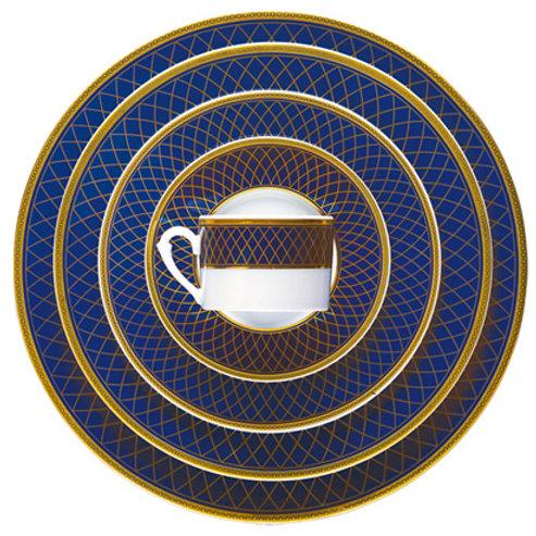 Набор тарелок 18 предметов  LP-800 TA-G