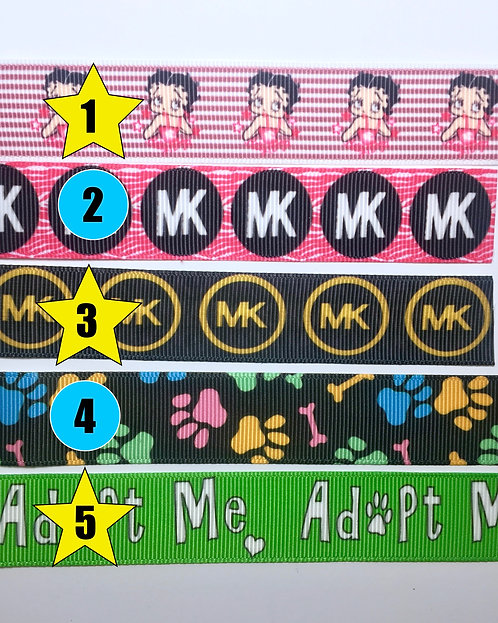 AdoptMe MK Paws Martingale (LXL)