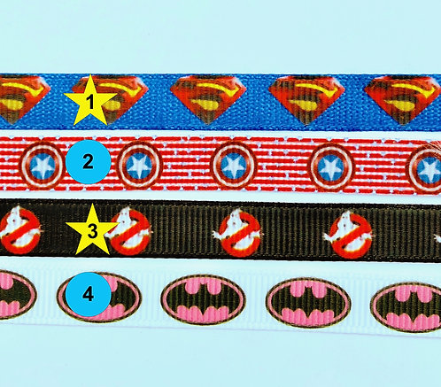 Super Heroes Thin Width (MED)