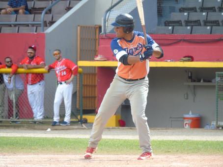Andrés López campeón bate 2019 de la Coliceba