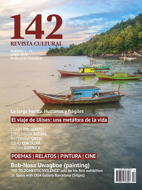 142 REVISTA CULTURAL N2 JUNIO-2019  -DIGITAL