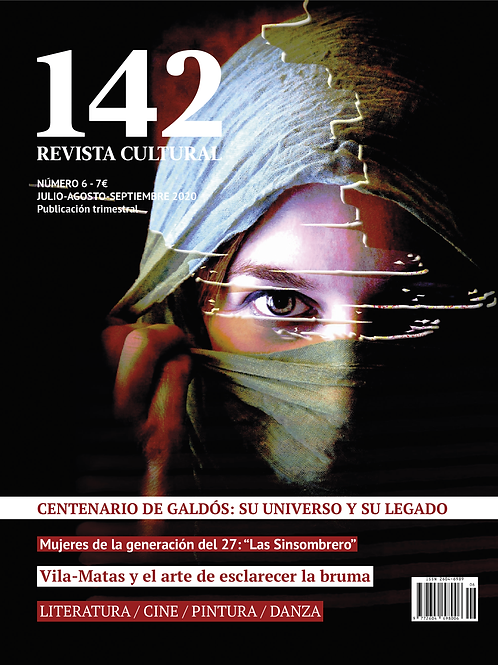 142 REVISTA CULTURAL N6 JUL-SEP 2020  -  PAPEL