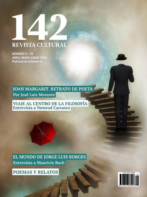 142 REVISTA CULTURAL N9 ABRIL-JUNIO 2021 (Papel)