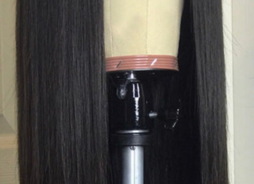 13x4 Straight Frontal Wig