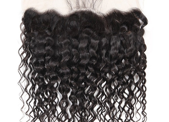 Brazilian Water Wave 13x4 Frontal