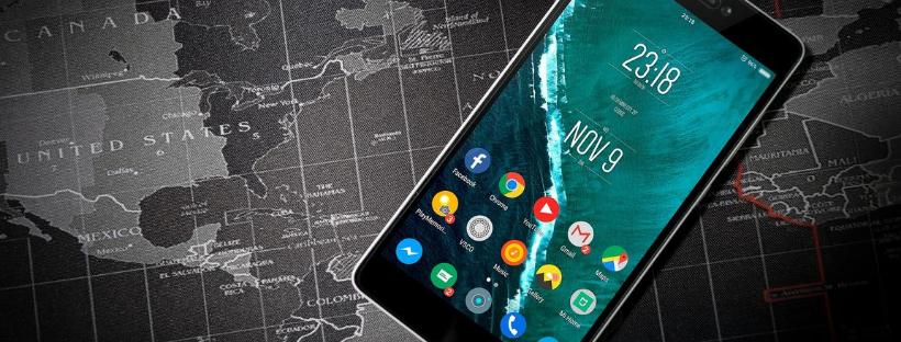 Dez aplicativos essenciais para ter no celular durante o seu intercâmbio.