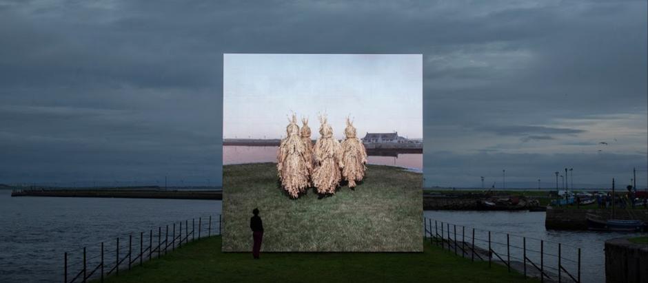 Galway retoma os eventos de arte após a reabertura da Irlanda