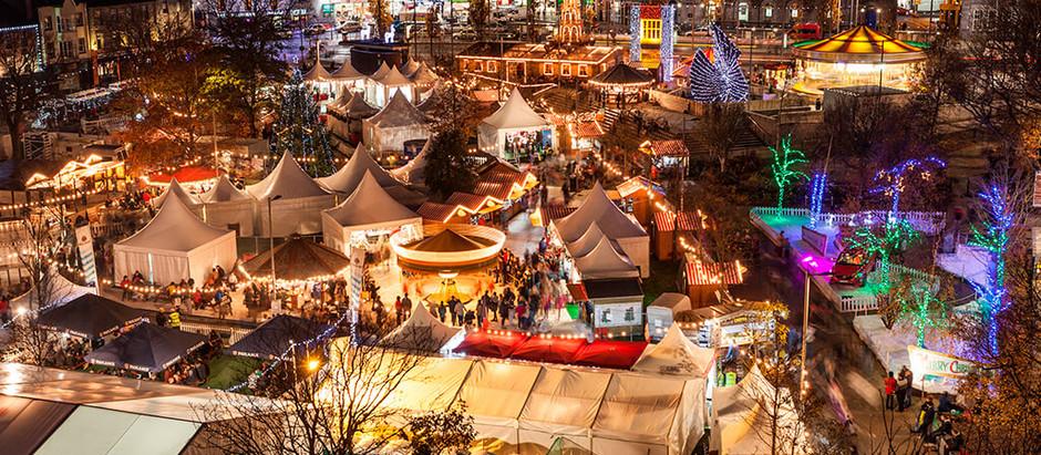 Galway cancela o Christmas Market devido a COVID-19