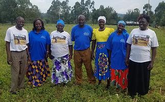 Mama Alice Board in Kenya