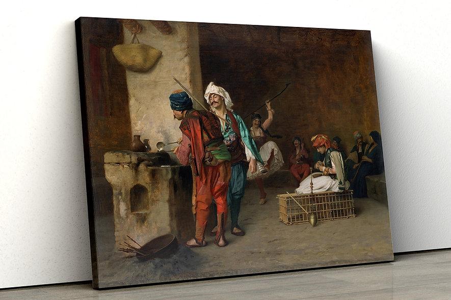 Osmanlı türk kahvesi