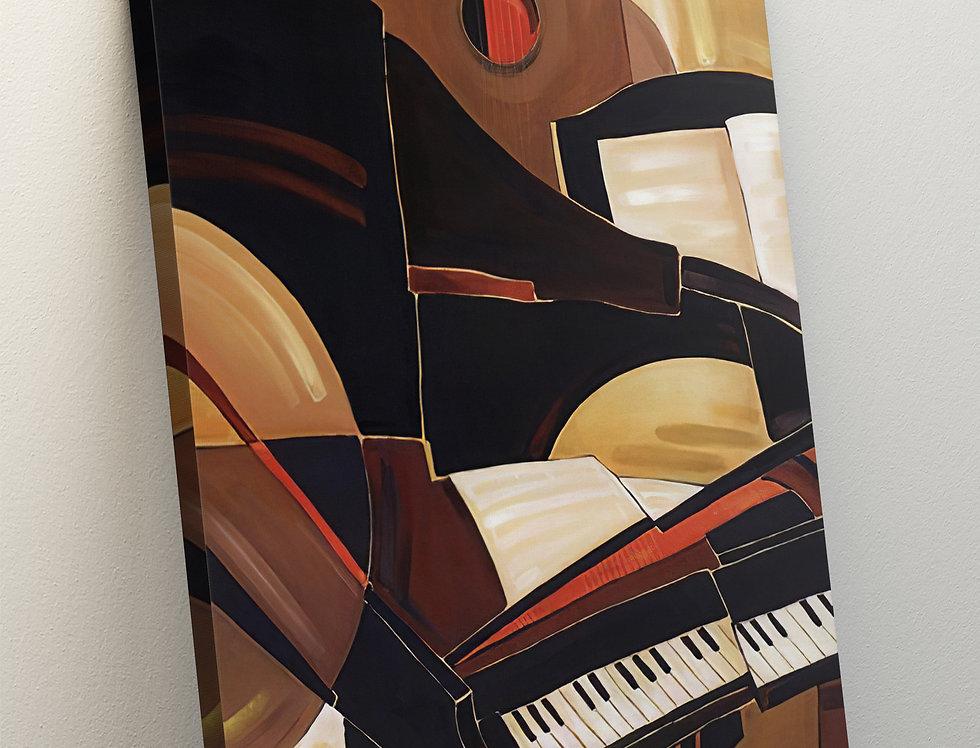 soyut piyano