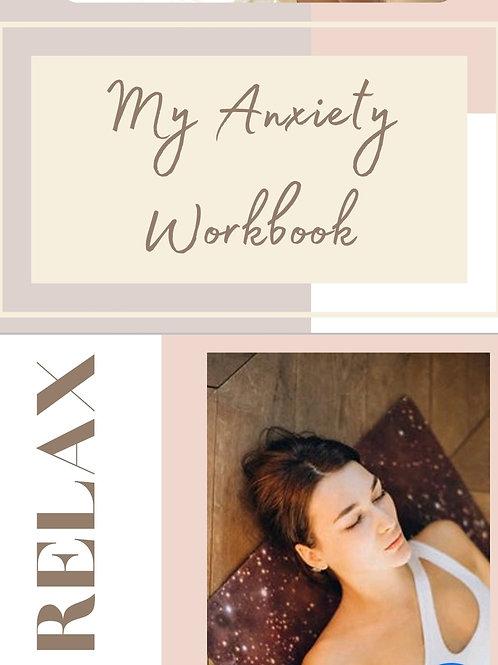Anxiety Workbook *Ebook*