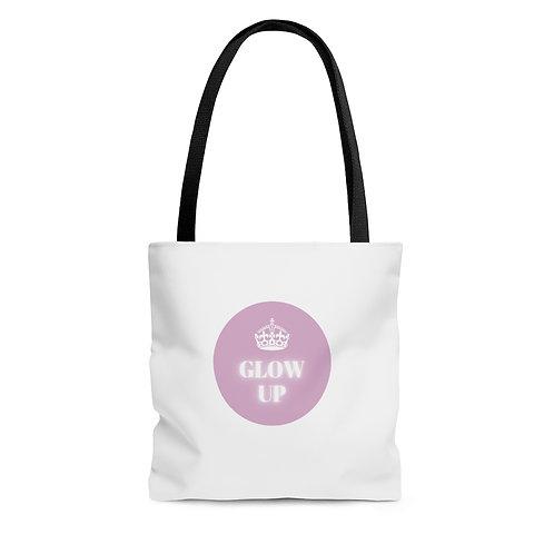 """""""GLOW UP"""" Tote Bag"""