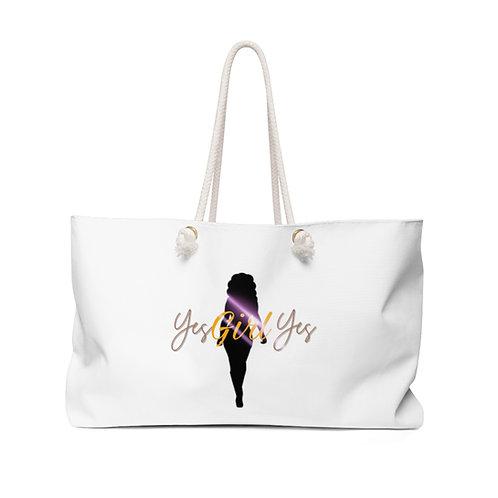 YES GIRL YES! Weekender Bag
