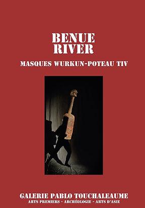 Galerie Pablo Touchaleaume Exposition Benue River Masques Wurkun-Poteau Tiv