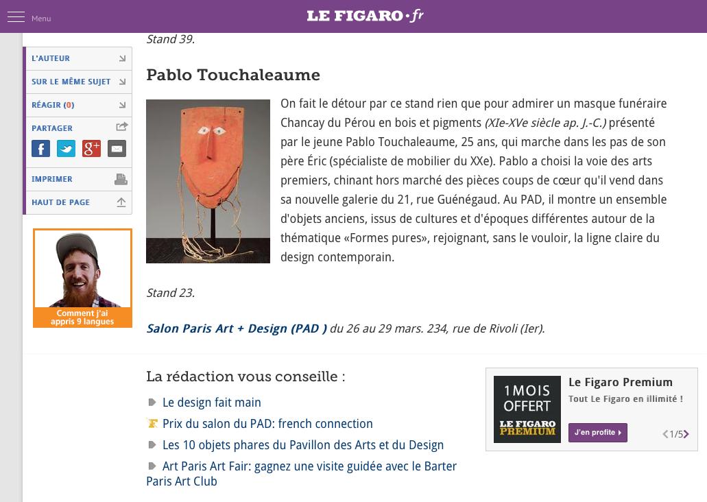 Le Figaro.fr  2015