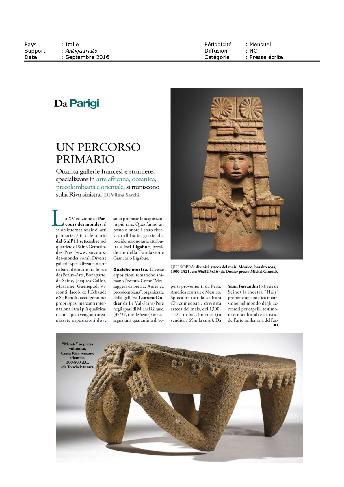 Antiquariato Sept 2016