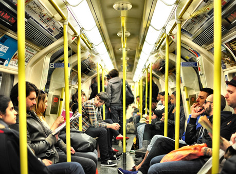 How the London Underground taught me to stop giving a F***k