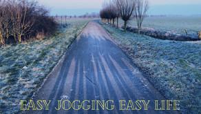 Bij Easy Jogging lopen we nog langzamer dan onze schaduw