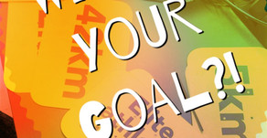 What's your next goal?