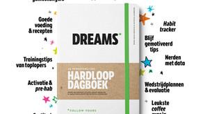 Dagboek van je (hardloop)dromen