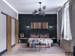 Основная спальня