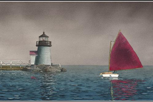 Foggy Day Sail