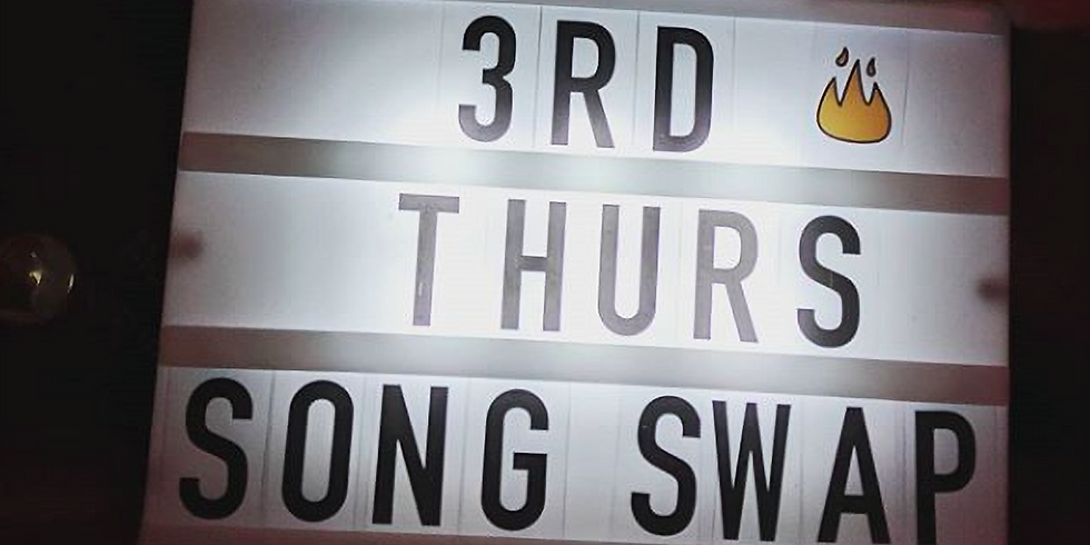Third Thursday Song Swap!