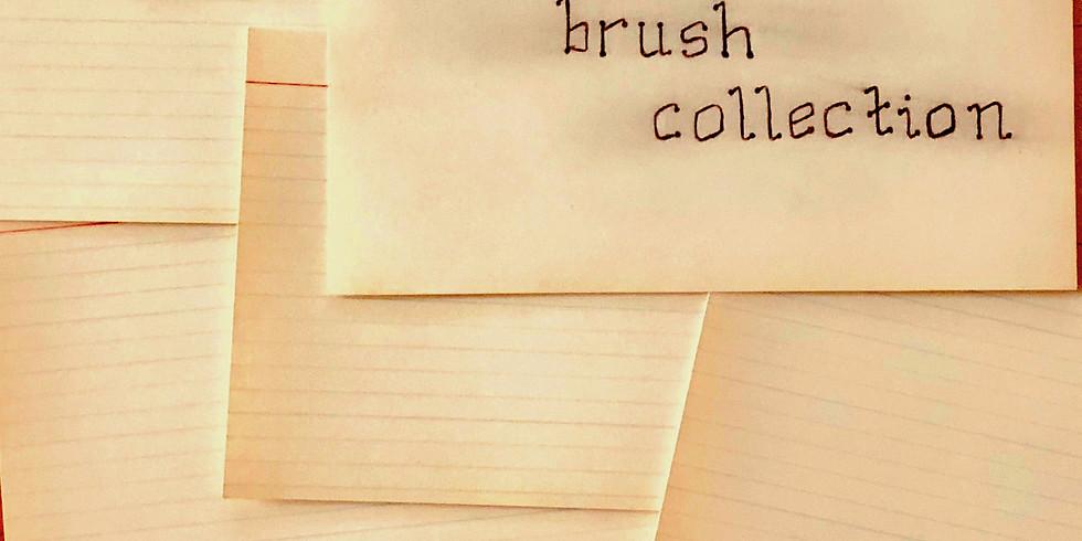 Large Brush Collection, Michael Bain (solo), Linen Closet