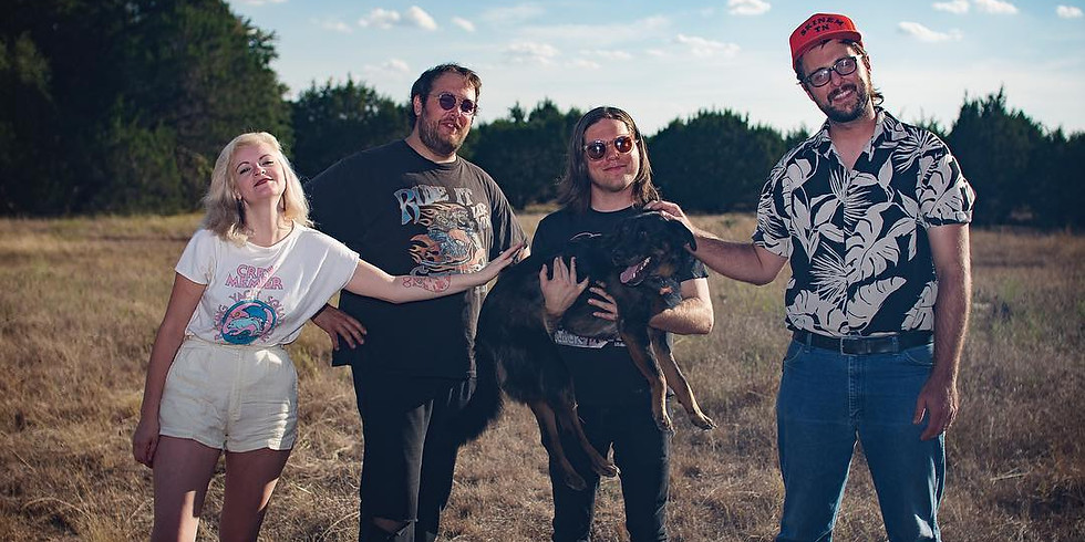 Tyler Jordan and the Negative Space, The Hermits, Magic Rockers of Texas, Pelvis Wrestley