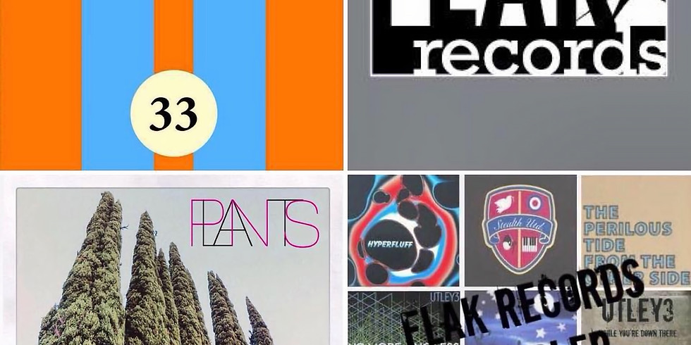Flak Records Presents: Hungry Onions, Raul's Royal Foot, Mike McCoy's Trompe L'oei