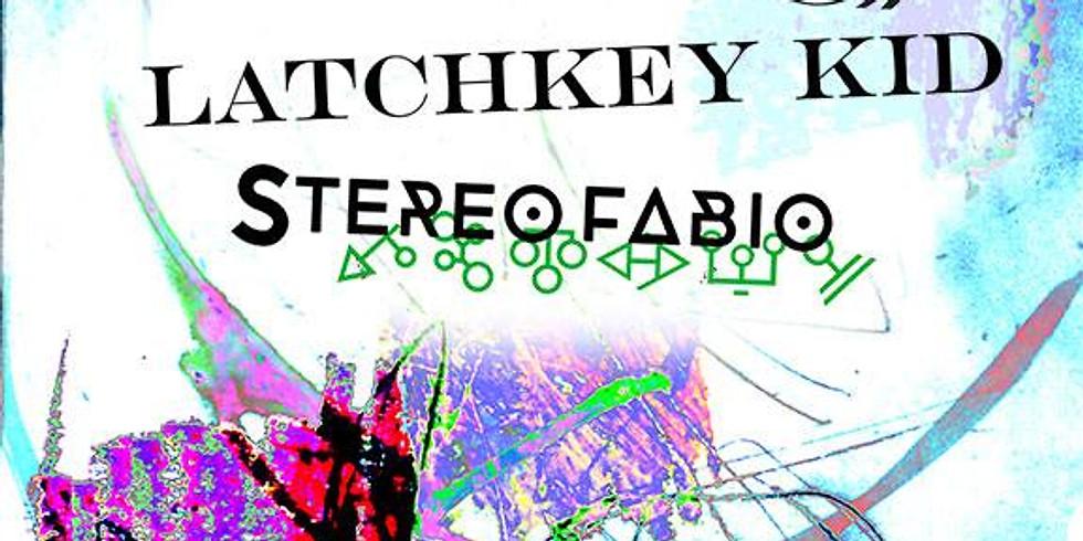 Stereofabio, Cortege, Latchkey Kid, Guided Meditation