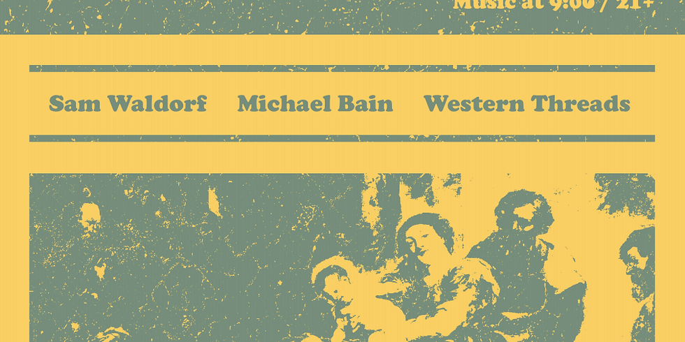 Western Threads, Michael Bain, Sam Waldorf