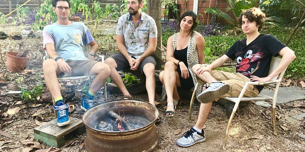 The Fireside Hustle