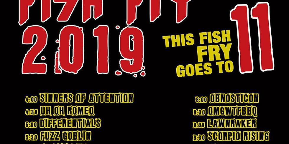 Pocket FishRmen 11th Annual Fish Fry
